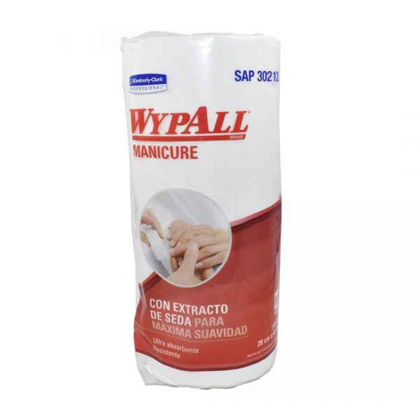 Wipers Toalla Wypall para manos y pies profesional