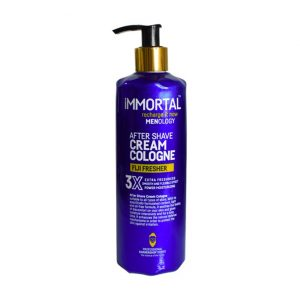 Aftershave inmortal Cream Cologne Fiji Fresher